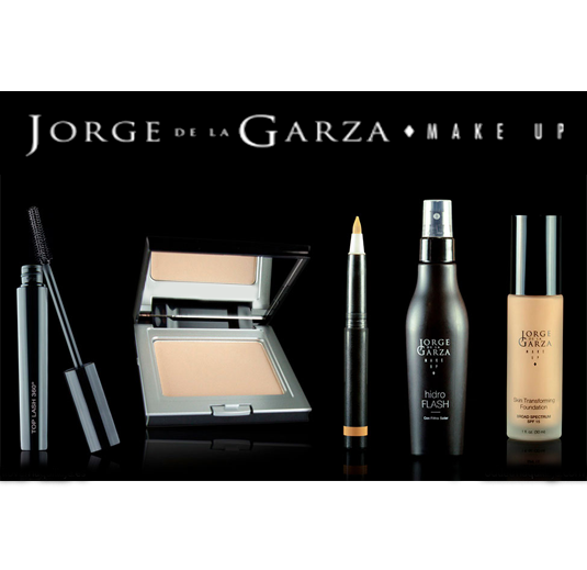 Jorge de la Garza – Make Up